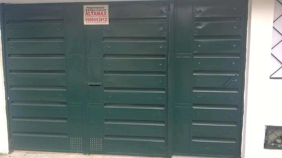 Puertas para garajes precios great puertas de garaje - Precio puertas de garaje ...