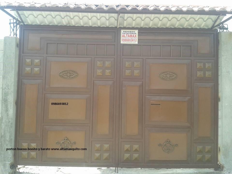 Precios de puertas de garaje en el centro de quito altamax - Puertas automaticas garaje precios ...