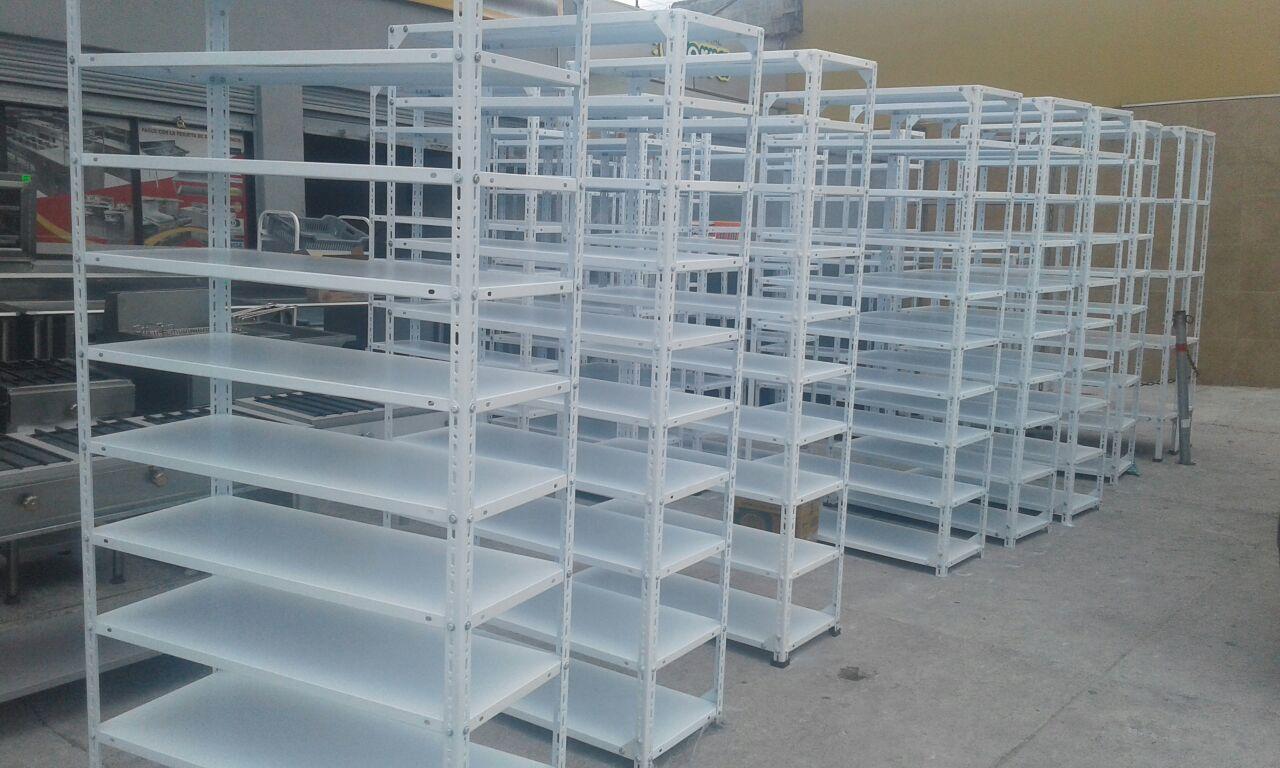 Venta De Estanterias Metalicas.Precios Estanterias Metalicas Quito Norte Altamax